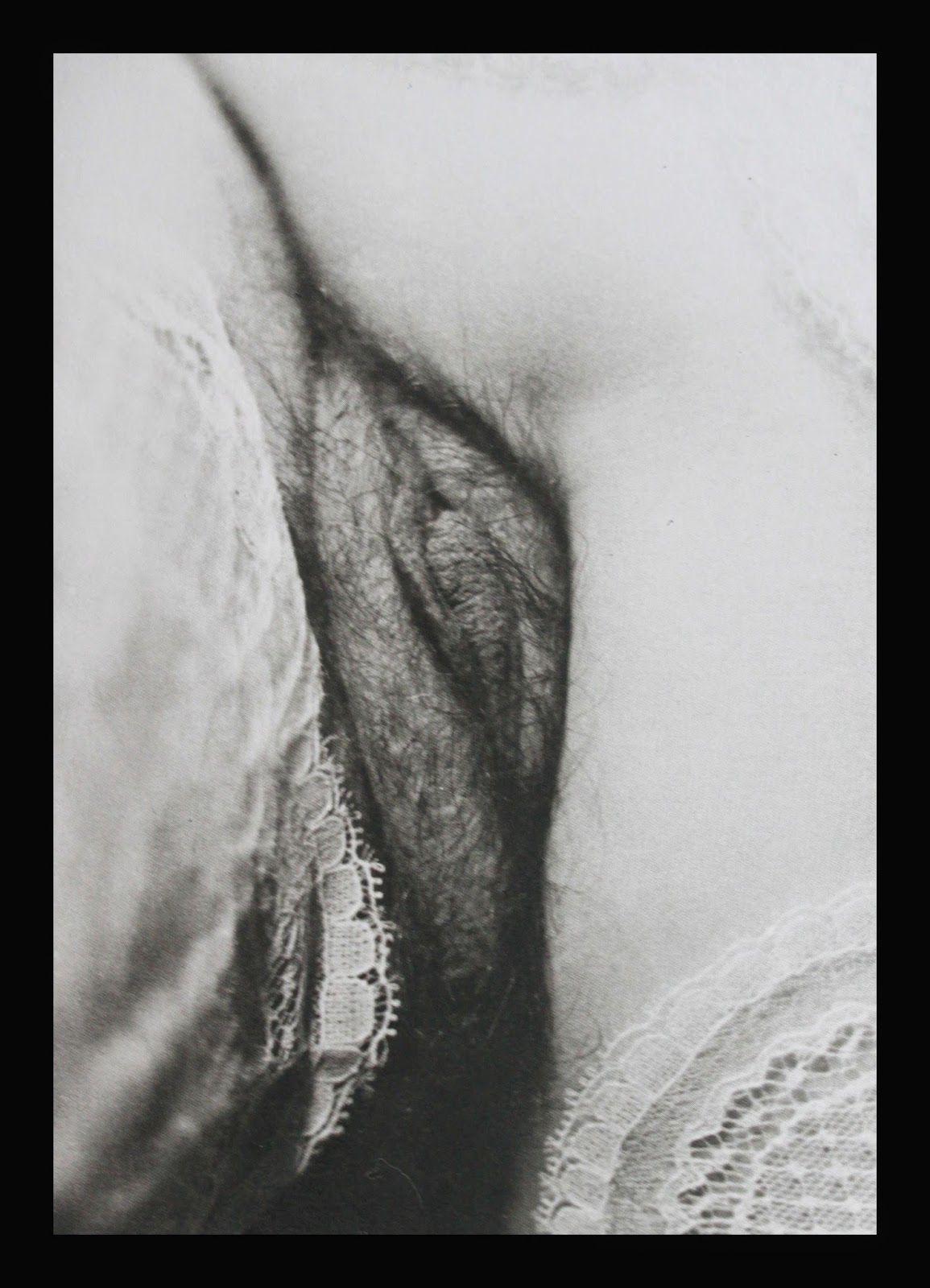 Sexe et la ville en noir et blanc