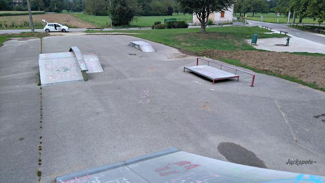 Skatepark St Jorioz