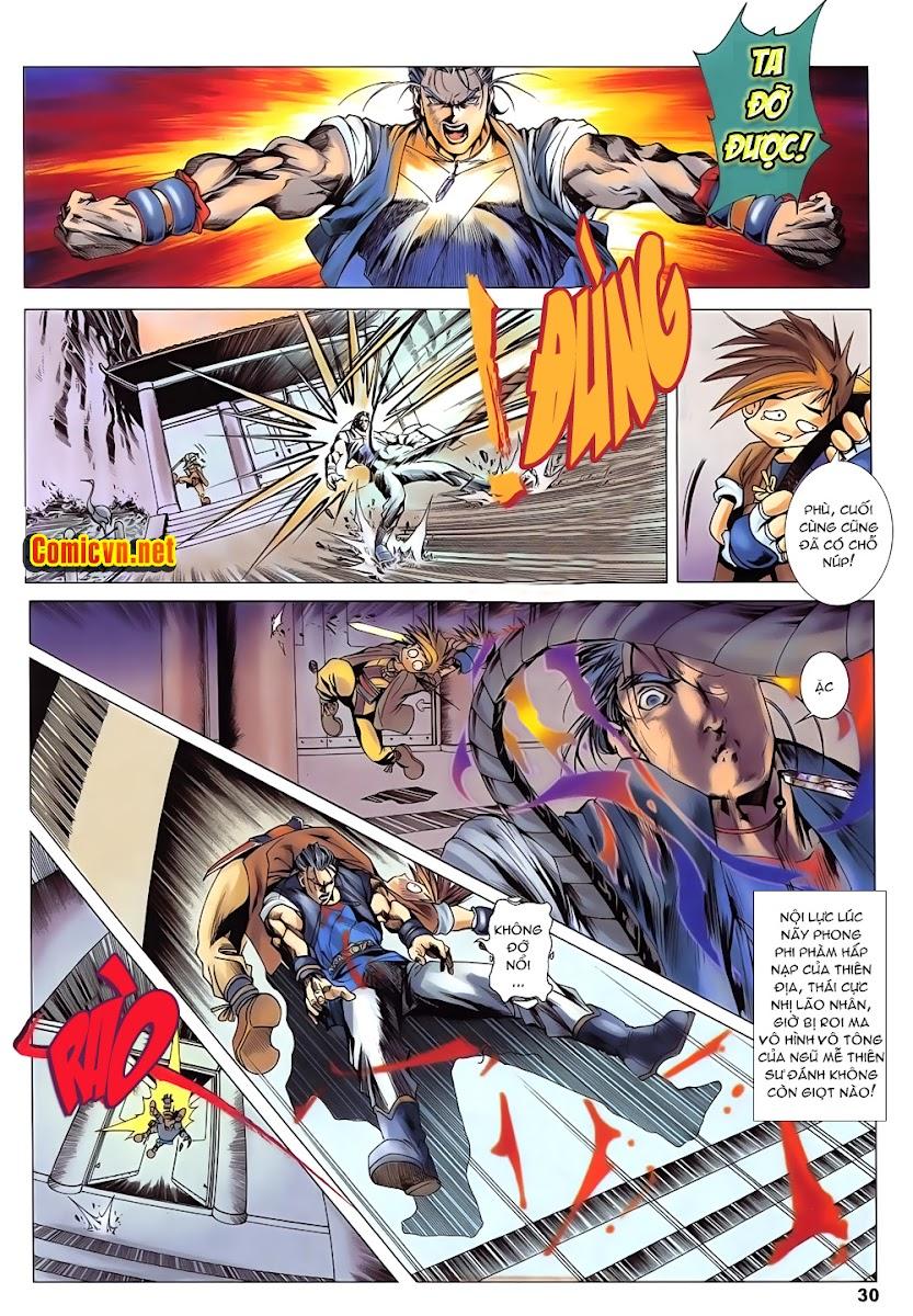 Lục Đạo Thiên Thư chap 11 - Trang 28