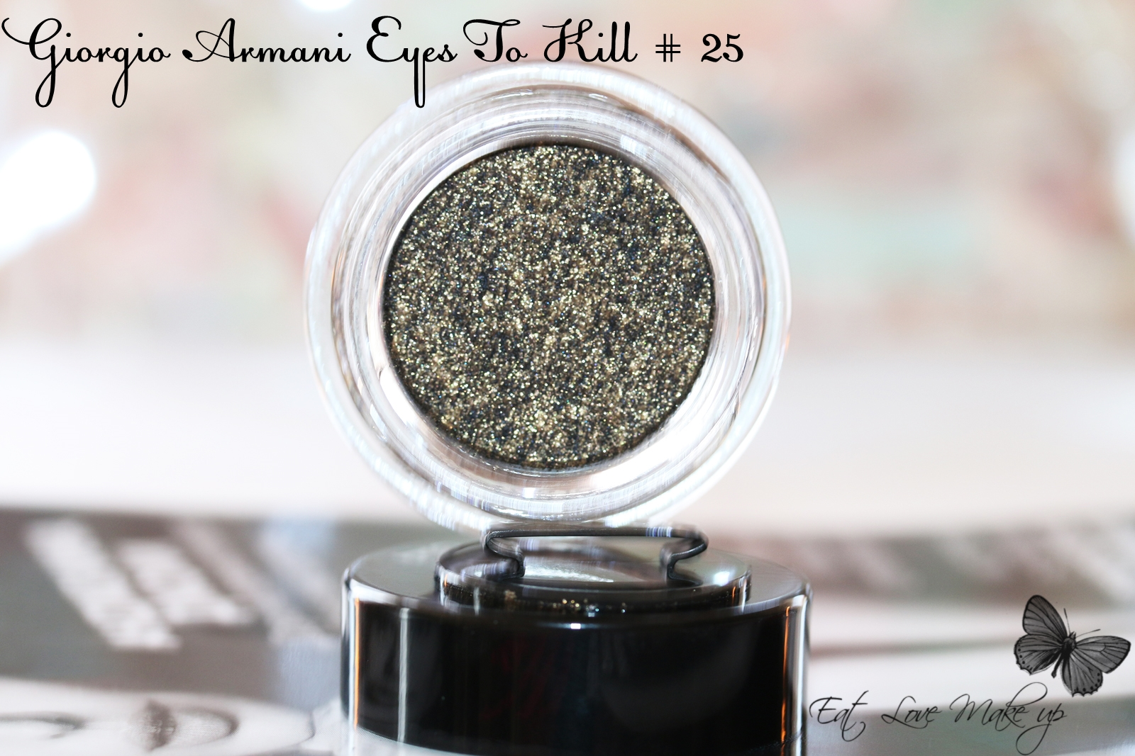 Giorgio Armani Eyes To Kill 25