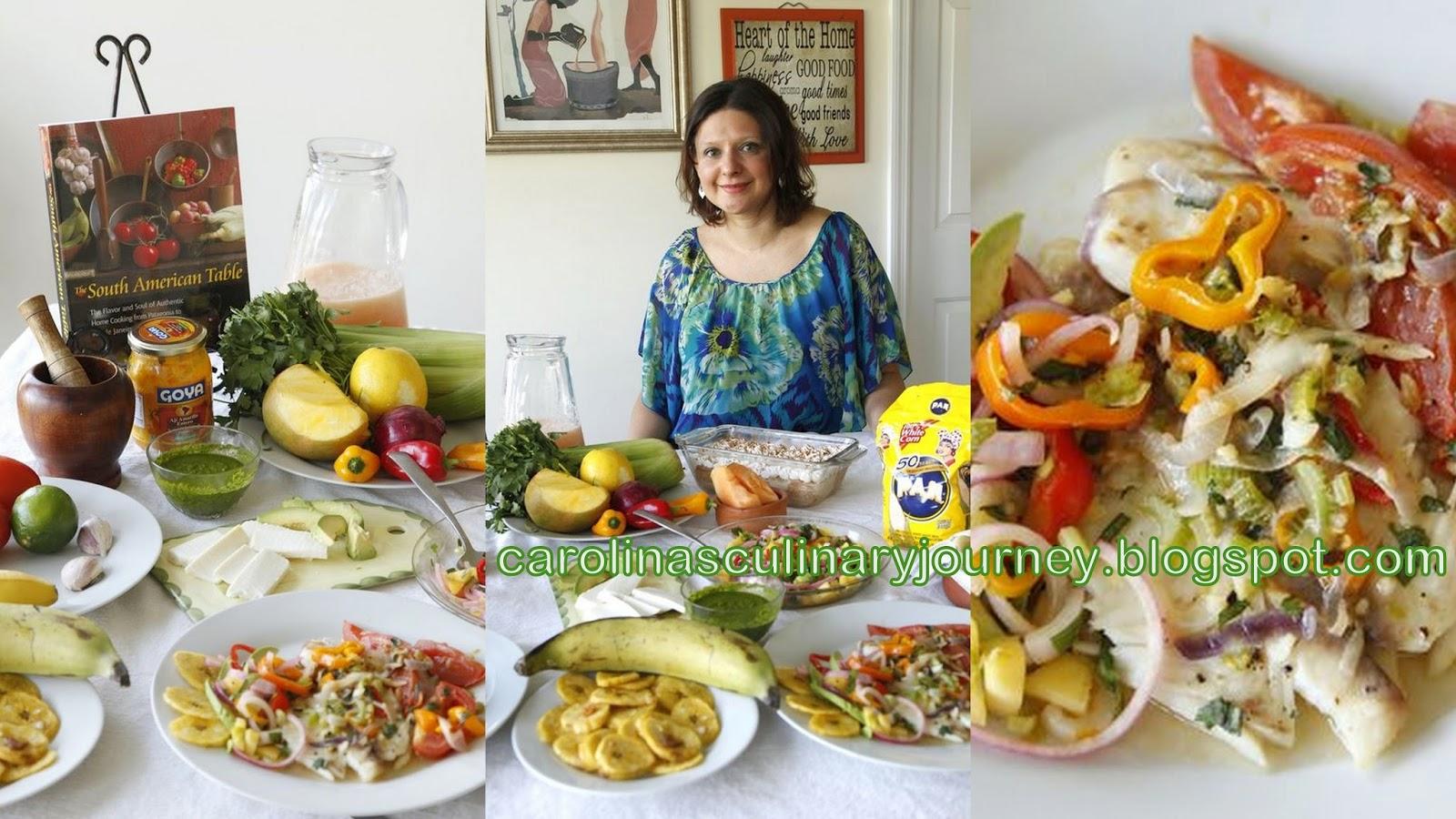Sharing heritage through food