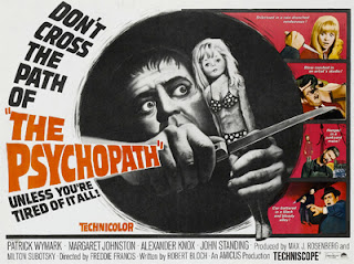 Poster for The Psychopath (1966)