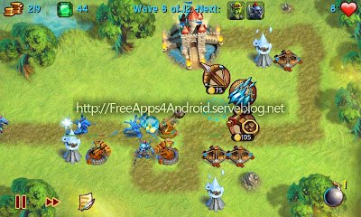 Towers N' Trolls [Free-Shopping Mod] Free Apps 4 Android
