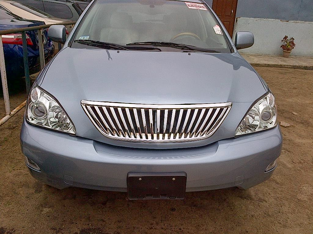 Extremely Clean Tokunbo 2005 Model Lexus RX 330 For Sale ...