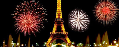 Réveillon em Paris 2014