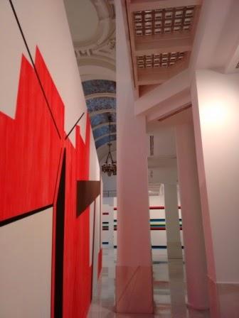 Pello Irazu, Sala Alcalá 31, Exposiciones Madrid, Pintura Mural, Instalaciones, Arte contemporáneo, Yvonne Brochard, Victim of art, Voa Gallery, Blogs de arte,