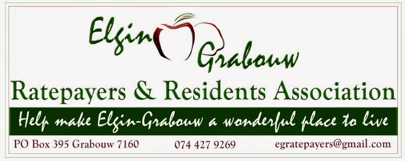 Elgin Grabouw Ratepayers And Residents Association