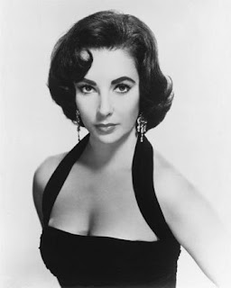 Elizabeth Taylor Black Dress