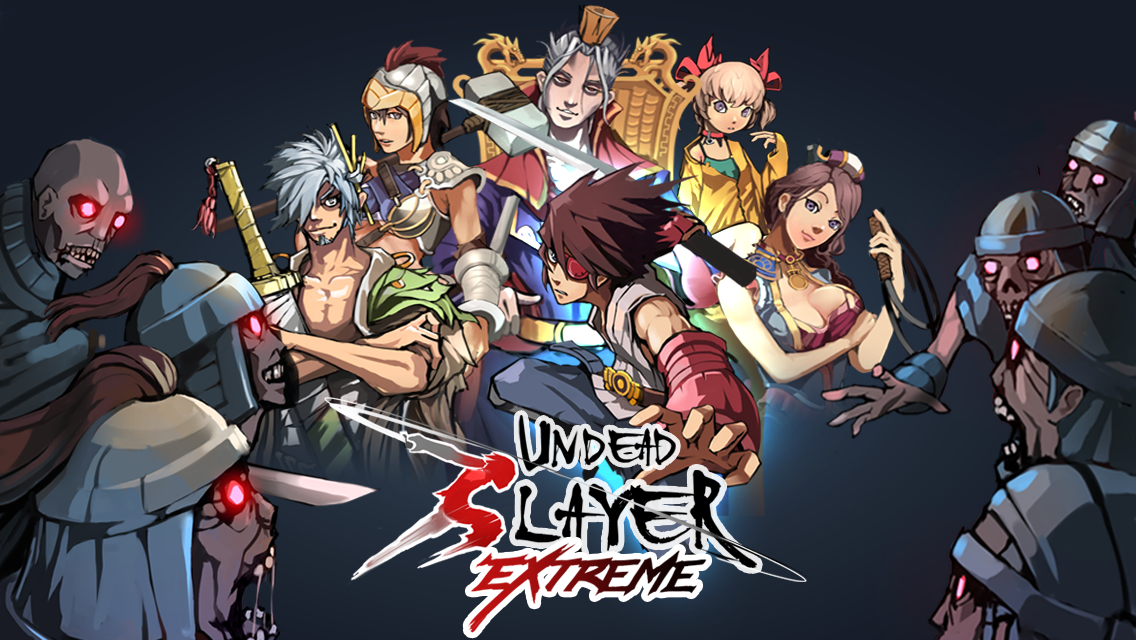 Undead Slayer Extreme SEA v1.0.0 APK+DATA