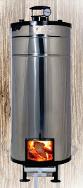 Chauffe eau Bois Sanitaire