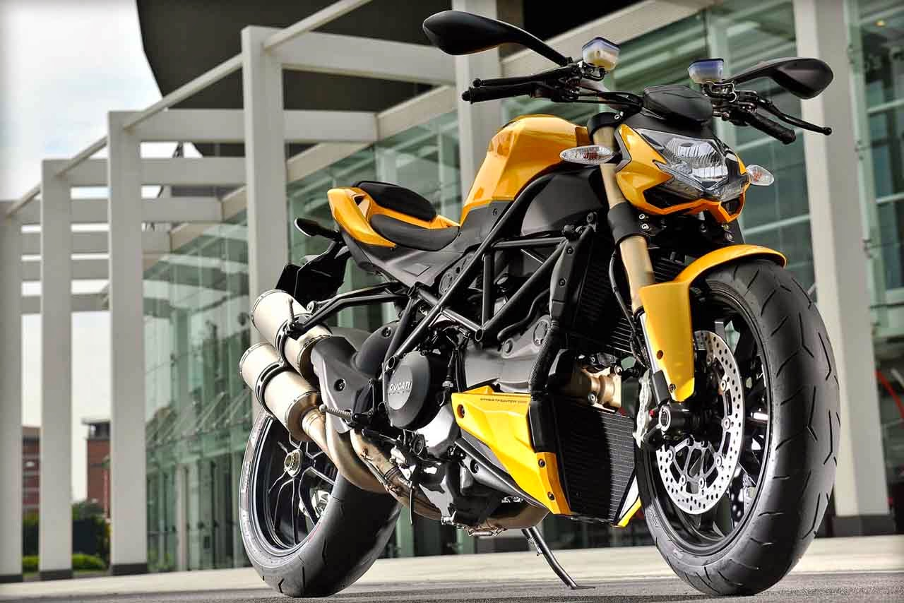 Ducati Streetfigther Latest Bikes