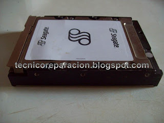 Disco Duro Hard Disc Drive (HDD)