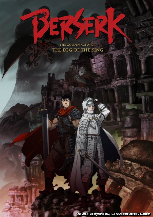 Berserk – Ougon Jidai-Hen 2 – Legendado Online