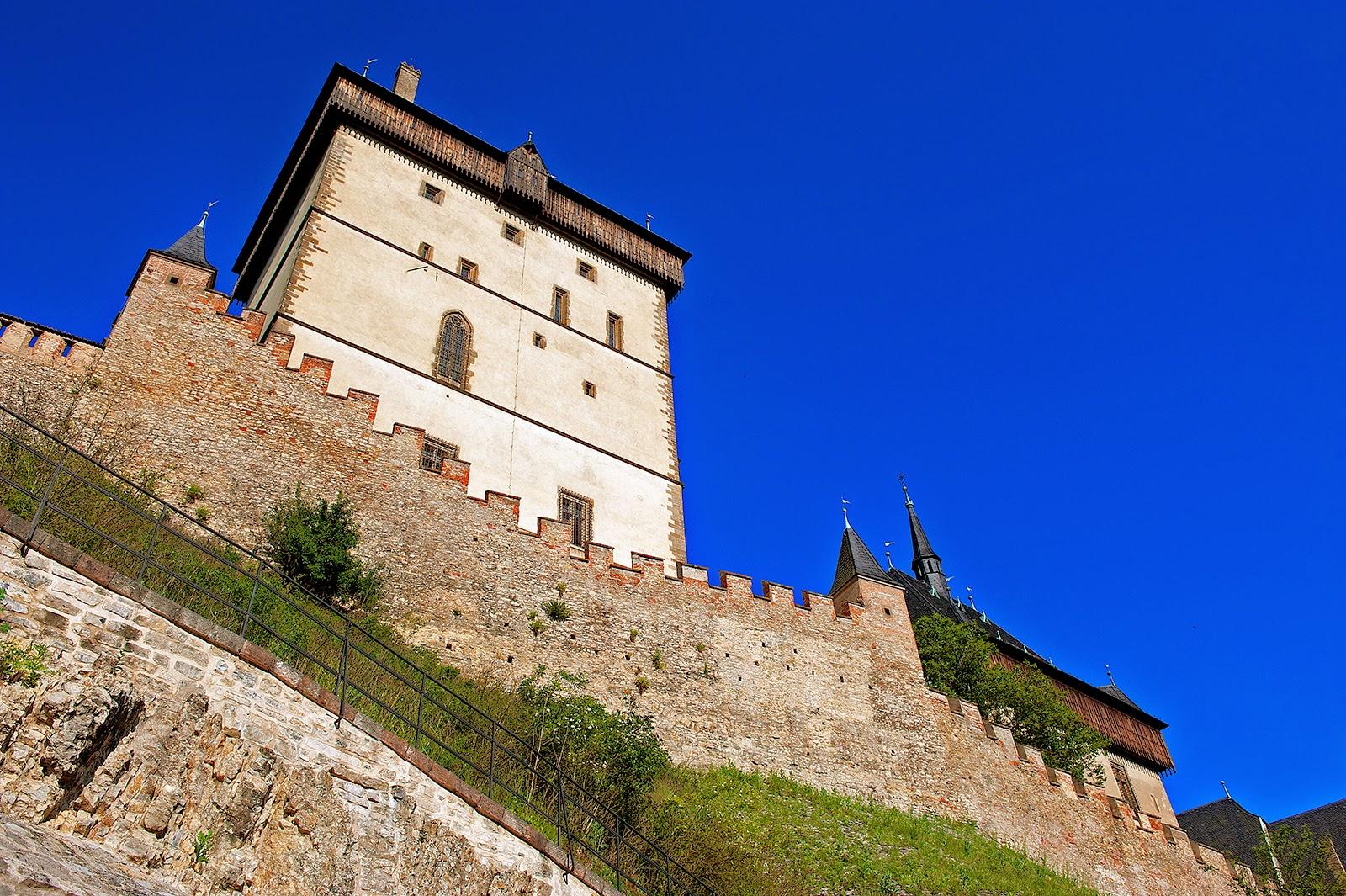 Karstejn, Czech Republic, Karlstejn Castle