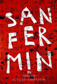 Cartel San Fermin 2016