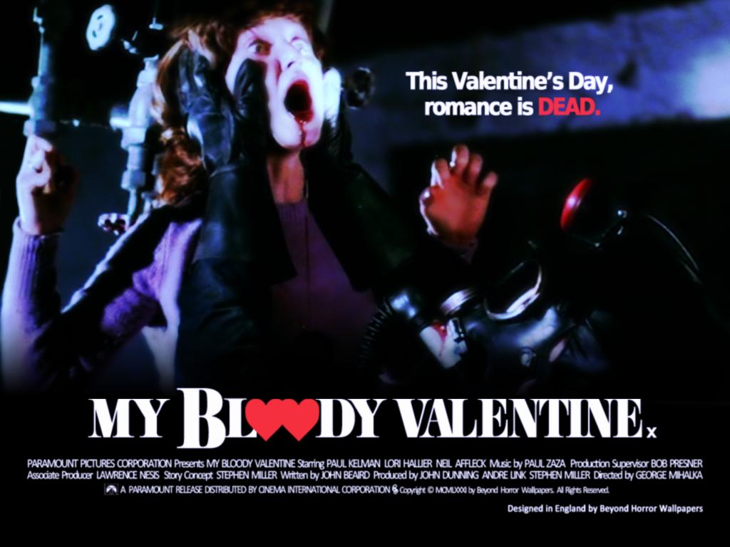 MY BLOODY VALENTINE (George Mihalka 1981)
