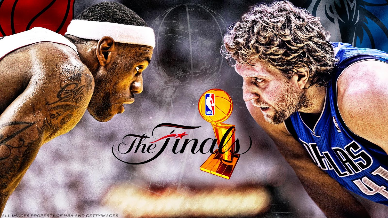 2011 NBA Finals Heat Mavs Widescreen Wallpaper ~ Big Fan ...