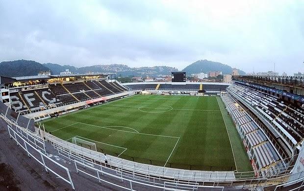 Vila Belmiro 2014