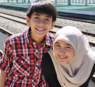 Iqbal Coboy Junior dan Cewek Cantik