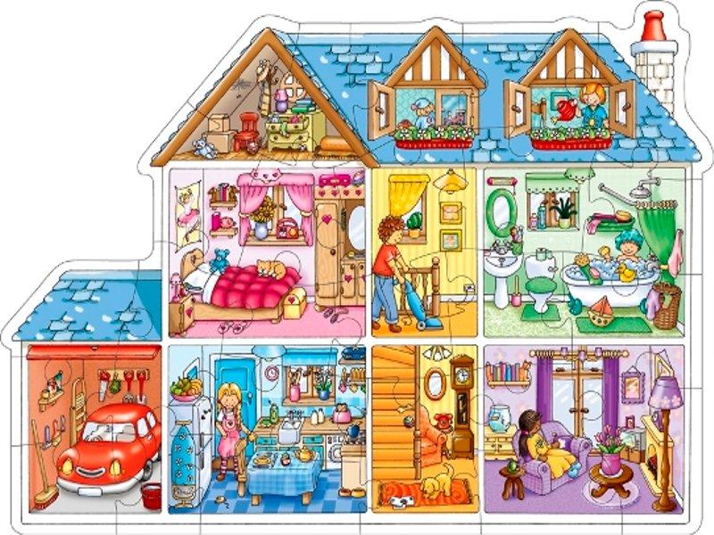 Chiquipeque aula abierta todos los ni os son especiales - Casas en ingles ...
