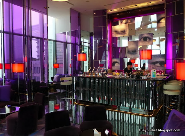 Yen, Modern Cantonese Restaurant, W Taipei, Taiwan