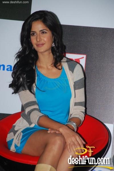 Katrina Kaif in Short Skirt