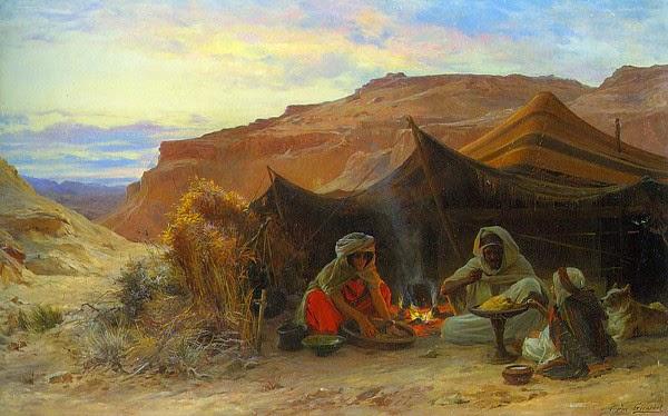 suku badui, al sulaba
