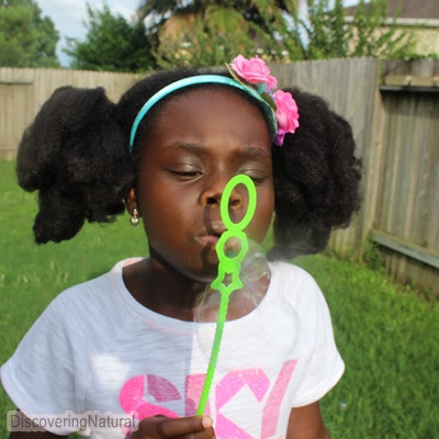 Summer Natural Hair Plans For Kids
