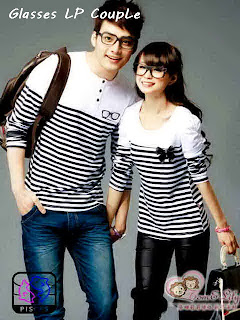 Jual Baju Couple Korea
