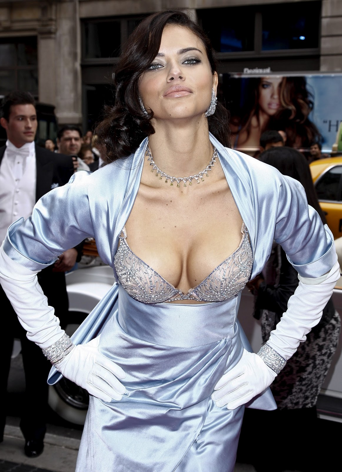 Cleavage Adriana Lima See naked (55 photo), Sexy, Leaked, Selfie, braless 2006
