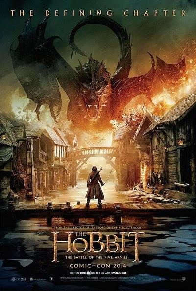 The Hobbit 3 : The battle of the Five Armies เดอะ ฮอบบิท สงคราม 5 ทัพ