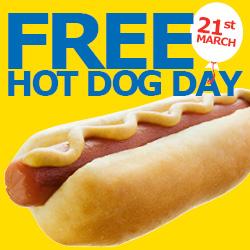 junk mail bargains free ikea hot dog on friday. Black Bedroom Furniture Sets. Home Design Ideas
