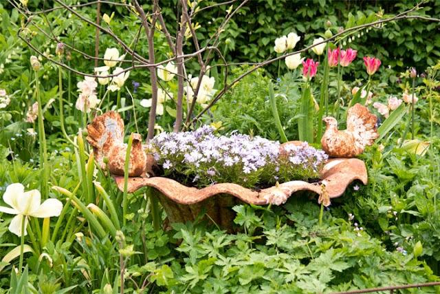 """My loving home and garden: min nye kærlighed i """"duebedet"""""""