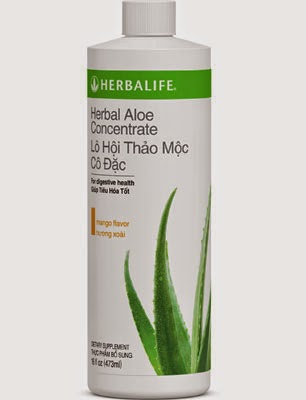 Lô Hội Thảo Mộc Cô Đặc Herbalife Aloe Concentrate