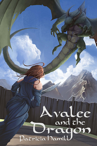 Cover Reveal: Avalee and the Dragon