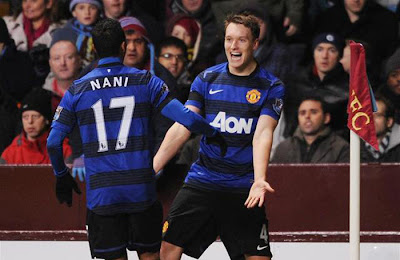 Aston Villa 0 - 1 Manchester United (1)