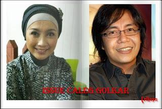 Dessy Ratnasari dan Ari Lasso Jadi Caleg 2014?