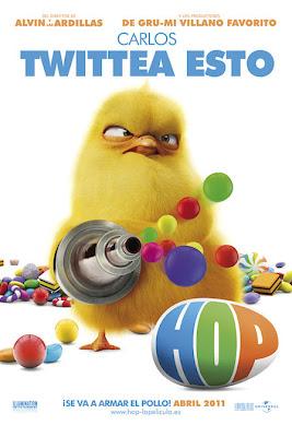 hop%2Bcarlos - Nuevo póster de Hop