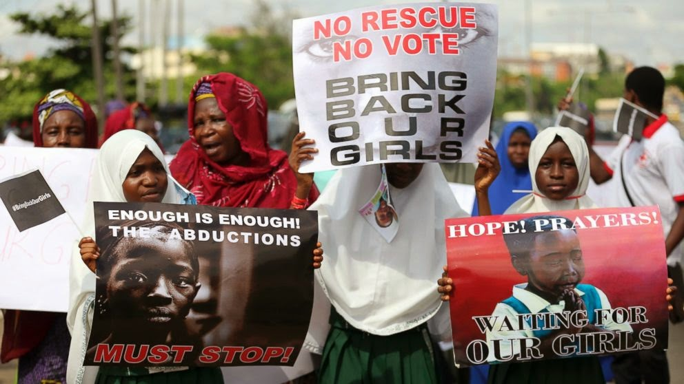 Boko Haram Kidnap 8 more girls