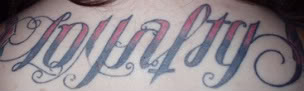 Loyalty tattoo designs meaning