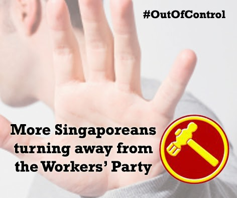 Not workers party supporters