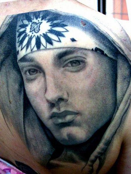 Image Result For Eminems Tattoos