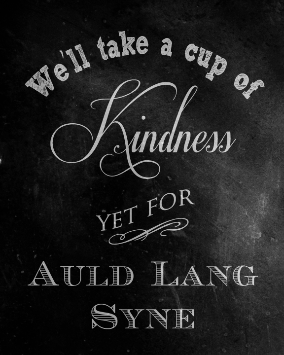 photograph relating to Auld Lang Syne Lyrics Printable called Be Ebook Certain: Xmas Carols: Auld Lang Syne