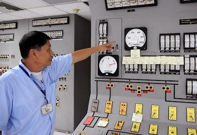 Operator Pusat Pembangkit Tenaga Listrik