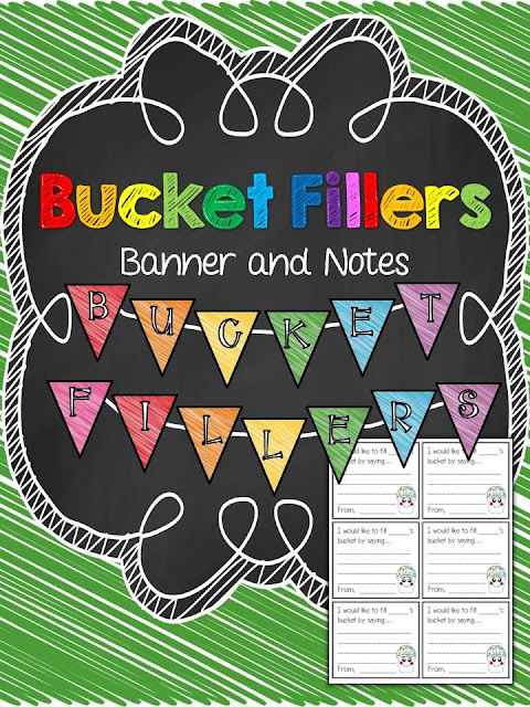 http://www.teacherspayteachers.com/Product/Bucket-Fillers-Editable-Document-794376