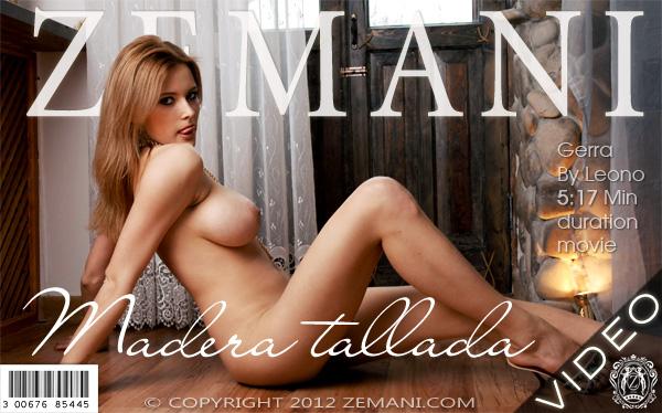 Gerra_Madera_Tallada_vid Zeman 2012-12-31 Gerra - Madera Tallada (Video) 11060