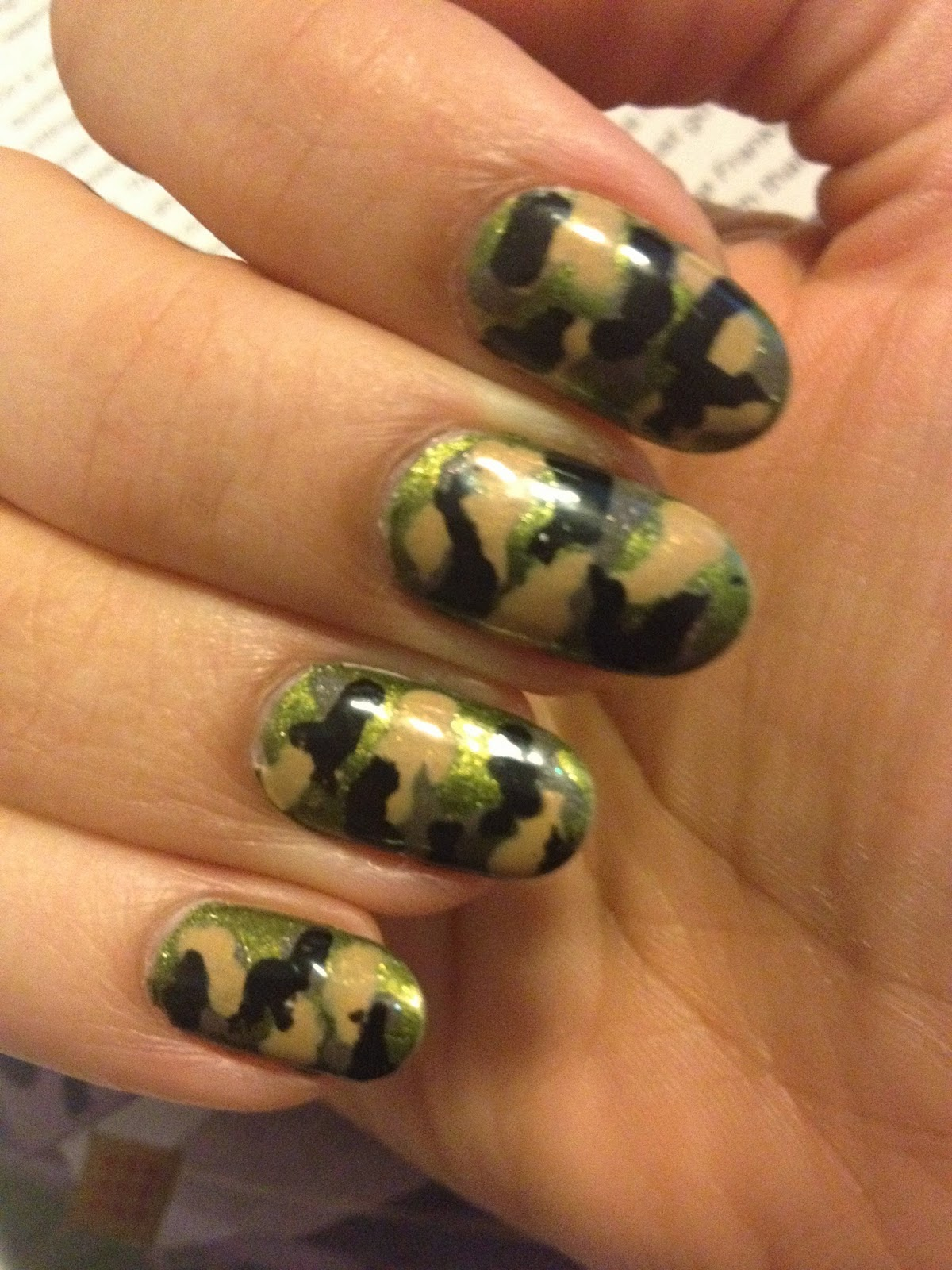 Supurrstarr Nails: Nail Art Spam 2