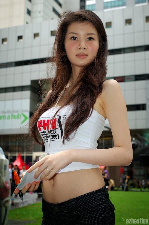 gwendolyn wan sexy fhm pics 01