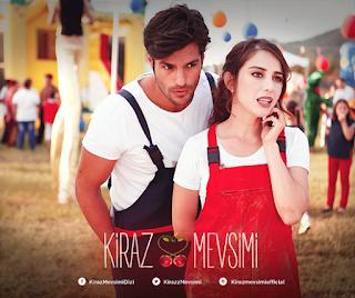 Profil Biografi Pemain Cinta di Musim Cherry Trans TV Drama Turki 2015 Lengkap dengan facebook, twitter, dan Instagram