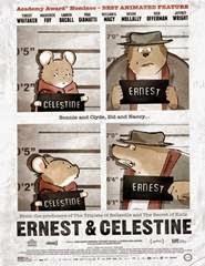Ernest e Celestine Torrent Dublado